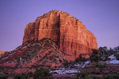 Sedona, AZ (justenoughfocus) Tags: arizona mountains unitedstates dusk sedona types locations landscapephotography