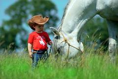 Trust Me I'm A Cowboy (Jagoda 1410) Tags: cowboys children cowboy chi horseman littlecowboy childrensphotography horsewhipper childandahorse