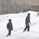 Slemani In The Snow