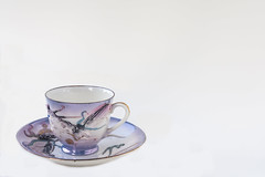 Japanese Coffee Cup and Saucer (AudioClassic) Tags: china food white cup set breakfast ceramic high cafe ceramics day order dragon personal tea drink antique background lifestyle class upper and service setup society luxury wealth oldfashioned dishware accessory chinaware latté tablewear objectsequipment