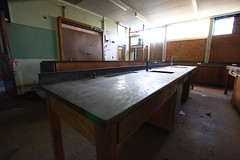 Left to Rot (Landie_Man) Tags: school abandoned training education soft closed air north forgotten finished disused leamington spa derelict warwickshire shut midlands airsoft derp