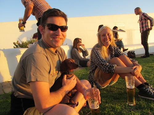 Cobus et Emily, Couchsurfing, Afrique du Sud