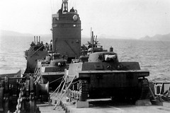 """Japanese Type 2 Ka-Mi amphibious tanks • <a style=""""font-size:0.8em;"""" href=""""http://www.flickr.com/photos/81723459@N04/16315629911/"""" target=""""_blank"""">View on Flickr</a>"""
