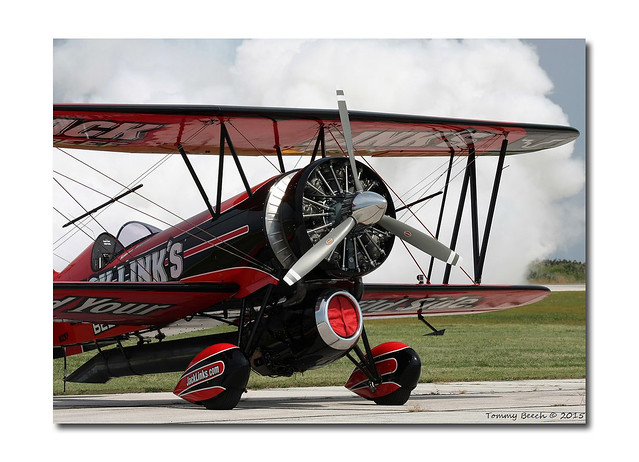 Screamin Sasquatch ~ John Klatt Airshows Inc
