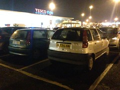 Punto Friend (David Kedens) Tags: punto team fiat tesco sporting 60 irvine northayrshire puntosporting fiatpuntosporting puntofriend mk1punto