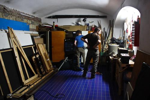 """WORKSHOP: Historie osvětlování a světelného designu, vývoj divadelního prostoru / Barokní divadlo v Českém Krumlově / Závěrečná práce studentů • <a style=""""font-size:0.8em;"""" href=""""http://www.flickr.com/photos/83986917@N04/16347168572/"""" target=""""_blank"""">View on Flickr</a>"""