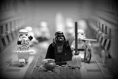 May The Fourth. (MinifigNick) Tags: starwars lego darthvader deathstar afol maythefourth minifignick