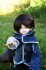 94 (ruppychan) Tags: ball dark doll des elf bjd soo fairyland joint desu littlefee