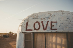 LOVE (kelly lynn richards) Tags: love saltonsea salvationmountain slabcity whatsinthedesert southcalidesert wearetolove