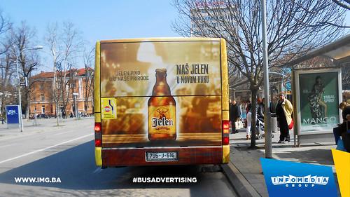 Info Media Group - Jelen pivo, BUS Outdoor Advertising, 03-2016 (12)