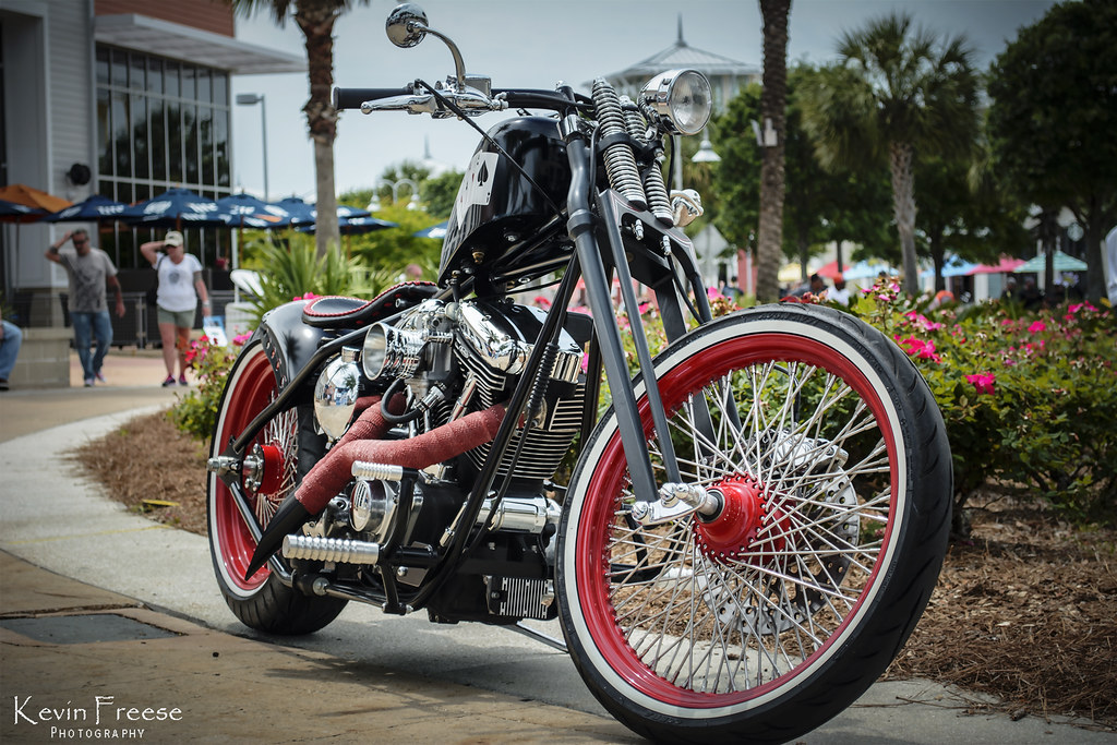 Motorbikes Panama City Beach