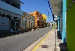 Arecibo, PR (Minno Ramirez) Tags: street urban geometric colors architecture calle arquitectura puertorico colonial arecibo urbano caribbean emptiness urbanlandscape contemporarylandscape newtopographics newtopo