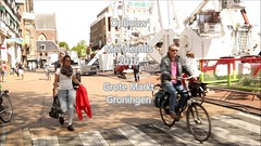 Opbouw Mei-kermis,Grote Markt ,Groningen stad ,the Netherlands,Europe (Aheroy(2Busy)) Tags: street city summer sunshine cycling video traffic bikes bicycles zomer zebra movies groningen funfair centrum kermis grotemarkt streetview surprising fietsers verkeer niceweather groningenstad zonneschijn lekkerweer meikermis aheroy aheroyal aheroyalproductions mayfunfair
