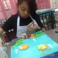 Kids Decorating Workshop (sweetsuccess888) Tags: philippines decorating kidsart foodart kidsworkshop sweetsuccess