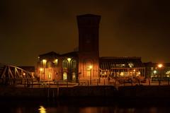 Swansea Marina Pub (technodean2000) Tags: uk blackandwhite white house black monochrome fog swansea wales mono pub nikon south d610 pulic