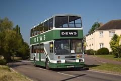 G613OTV Somersham 17/05/16 (MCW1987) Tags: volvo trent alexander citybus dews somersham b10m50