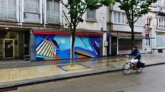 CAZN / Volderstraat - 20 juni 2016 (Ferdinand 'Ferre' Feys) Tags: streetart graffiti belgium belgique belgi urbanart graff ghent gent gand graffitiart artdelarue urbanarte cazn
