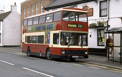 2000-07-03 J568 HAT Leyland Olympian-Northern Counties 568 of East Yorkshire,  Market Weighton (John Carter 1962) Tags: bus buses eastyorkshire leylandolympian eyms