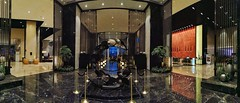 Lobby of Crowne Plaza Hotel, Chongqing (Alfred Life) Tags: leica plus asph p9 summarit huawei    summarith12227 huaweip9plus leicaduallenses