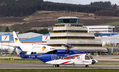 G-XCII S-92, Aberdeen (wwshack) Tags: scotland helicopter aberdeen bristow sikorsky dyce abz aberdeenairport s92 bristowhelicopters egpd offshorehelicopters gxcii northseaoilrigsupport