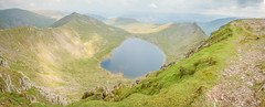 The View from Helvellyn (scholey_greg) Tags: lake outdoors hiking district edge cumbria fells helvellyn the striding