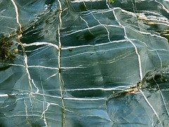 Rock formation 2 (vague_logic) Tags: rock cornwall slate roselandpeninsula trewithian