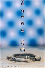 drop and colors 2 (Francesca D'Agostino) Tags: goccia drop riflessi reflections colori colors flickraward