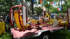 Kid-Powered Merry-Go-Round (Joe Shlabotnik) Tags: 2016 everett june2016 nikond7000 shane video violet