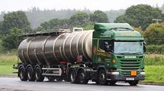 SCANIA R480 - MUNDELL Tarbert (scotrailm 63A) Tags: trucks tankers lorries