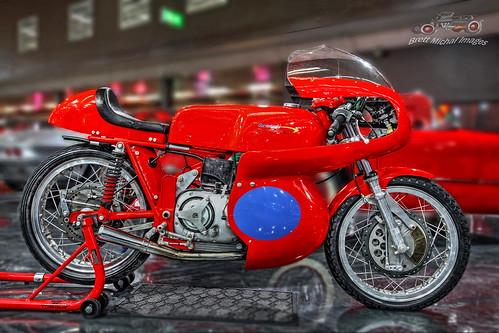 1967 Aermacchi 350cc Racebike, Gosford Classic Car Museum, 3 Stockyard Pl, West Gosford, NSW