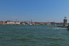 Venice (jeannetbijlsma) Tags: venice sea sun romantic gondola gondolier adriatic gondolas