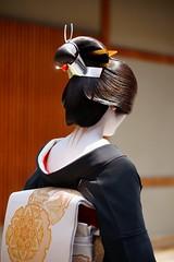 -5 (nobuflickr) Tags: japan kyoto maiko geiko    erikae    miyagawachou    fukutyou 20160526dsc00438