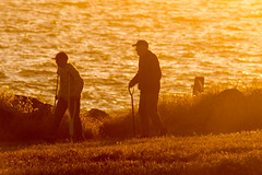 20160619-DSC_3941 (mohan.ajmani) Tags: california sunset marina landscape berkeley couple elderly