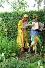 Clowns (Renate Karle) Tags: clowns