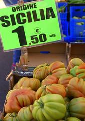 San Benedetto del Tronto, Markt, Tomaten (market, tomatoes (HEN-Magonza) Tags: italien italy italia market markt mercato sanbenedettodeltronto lemarche themarches diemarken
