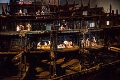 JUS_7353 (JusBrown) Tags: portsmouth historic dockyard mary rose maryrose hms warrior victory 2016