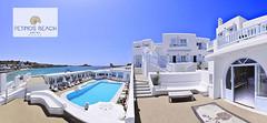 A dive in the swimming pool (Petinos Beach Hotel) Tags: mykonos amazingview yialos mykonoshotel platis petinosbeach mykonosbeach amazingmykonos petinosbeachmykonos