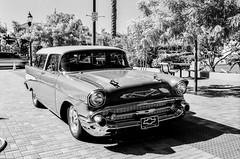 IR Chevy Test #2 (LXG_Photos) Tags: auto chevrolet film monochrome car chevy eos3 escondido darkred retro80s cruisingrand