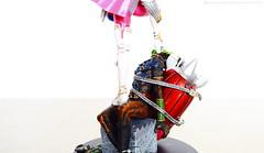 DSC_1781edtitle (Okamidensetsu) Tags: toy toys momo ranger figure bandai sic powerrangers sentai takumidamashii toyphotography momoranger supersentai blindbox sictakumidamashii