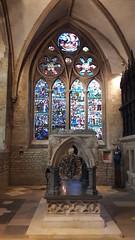 Christ Church College Oxford Cathedral St Frideswide shrine (Pjposullivan1) Tags: christchurchcollege oxfordcathedral oxforduniversity anglican shrine frideswide saint edwardburnejones preraphaelite
