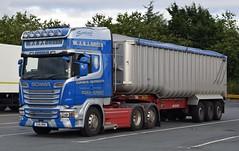 SV16NRN  WJ & J Green, Corskie (highlandreiver) Tags: sv16nrn sv16 nrn wj j green corskie garmouth scania truck lorry bulk haulage scotland scottish transport carlisle cumbria