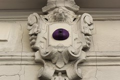 Intra Larue 778 (intra.larue) Tags: intra urbain urban art moulage sein pecho moulding breast teta seno brust formen tton street arte urbano pit paris france boob urbana peto