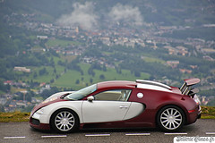 Bugatti Veyron (Sellerie'Cimes) Tags: bugatti veyron motorsportiveday montchavin lescoches bourgsaintmaurice laplagne w16