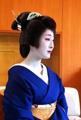 ( (nobuflickr) Tags:   20160718dsc04304    maiko  geiko   kyoto japan miyagawahou
