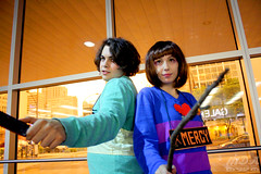 Undertale 23 (MDA Cosplay Photography) Tags: undertale frisk chara napstablook asriel cosplay costume photoshoot otakuthon 2016 montreal quebec canada undertalecosplay fun