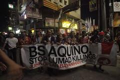 _MG_0219 (susancorpuz90) Tags: indigenouspeople manobo manila mindanao militarization protest manilakbayan manilakbayan2015