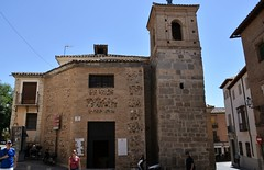 Church of El Salvador, 1041 or earlier, Toledo, originally a mosque (16)
