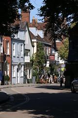 Great Minster Street (Crisp-13) Tags: winchester hampshire great minster street old vine design house