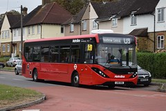 Metroline West Alexander Dennis Enviro200 MMC (DEL2159 - LK16 DDU) U3 (London Bus Breh) Tags: metroline metrolinewest alexander dennis alexanderdennis alexanderdennislimited adl alexanderdennisenviro200mmc enviro200mmc e200mmc mmc del del2159 lk16ddu 16reg london buses londonbuses bus londonbusesrouteu3 routeu3 hillingdon appletreeavenue tfl transportforlondon