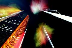 Messeturm (patricklange) Tags: frankfurt ffm luminale 2016 light art kunst licht lichtkunst